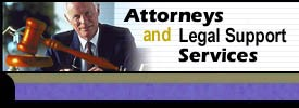 Attorneys & Legal Support